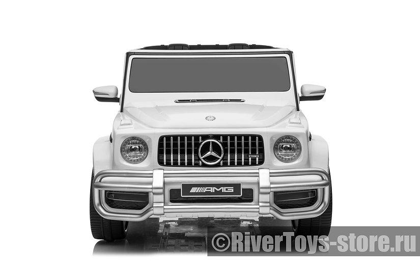 Электромобиль детский Mercedes-AMG G63 (S307) 2WD