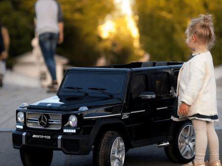 FAQ по электромобилям для детей