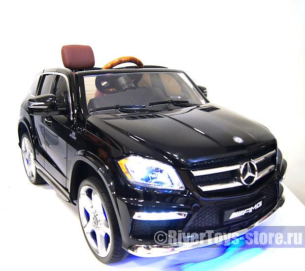 Электромобиль детский Mercedes-Benz GL63 A999AA черный