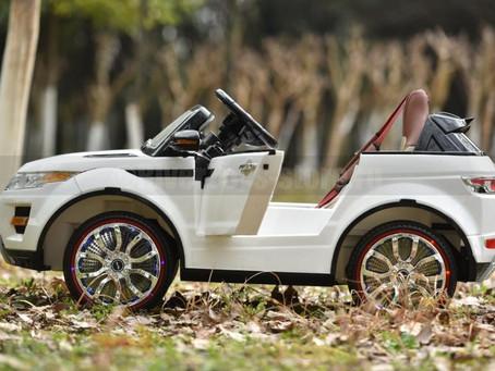 Как выбрать лучший детский электромобиль?