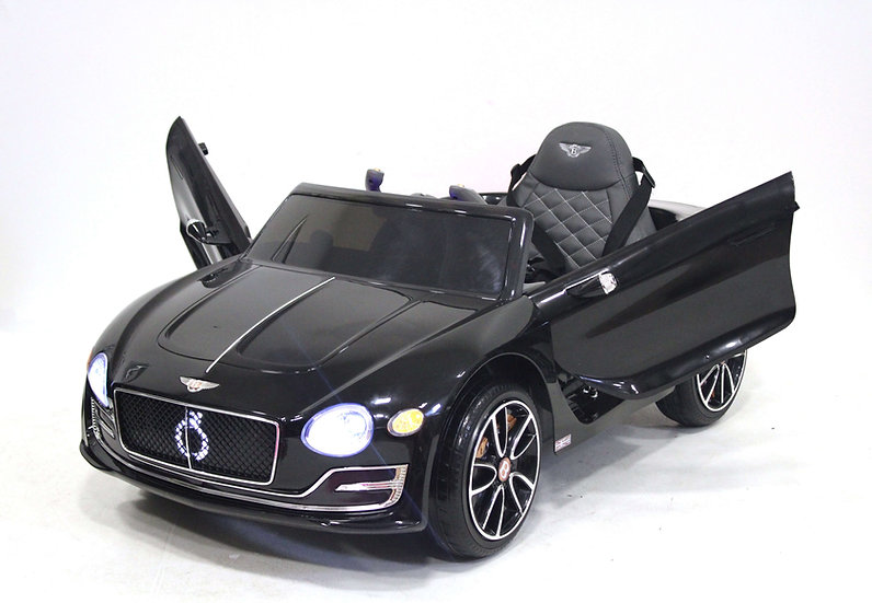Bentley-EXP12  (JE1166) Continental GT