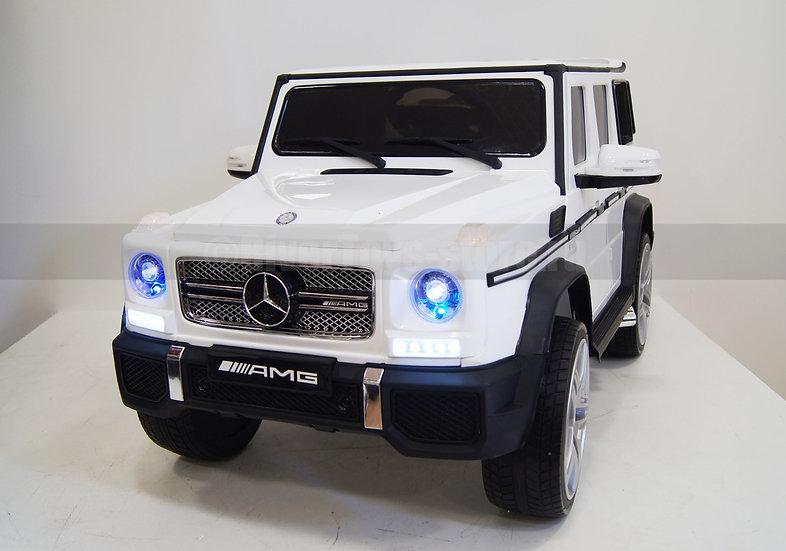Электромобиль детский Mercedes Benz G65 AMG