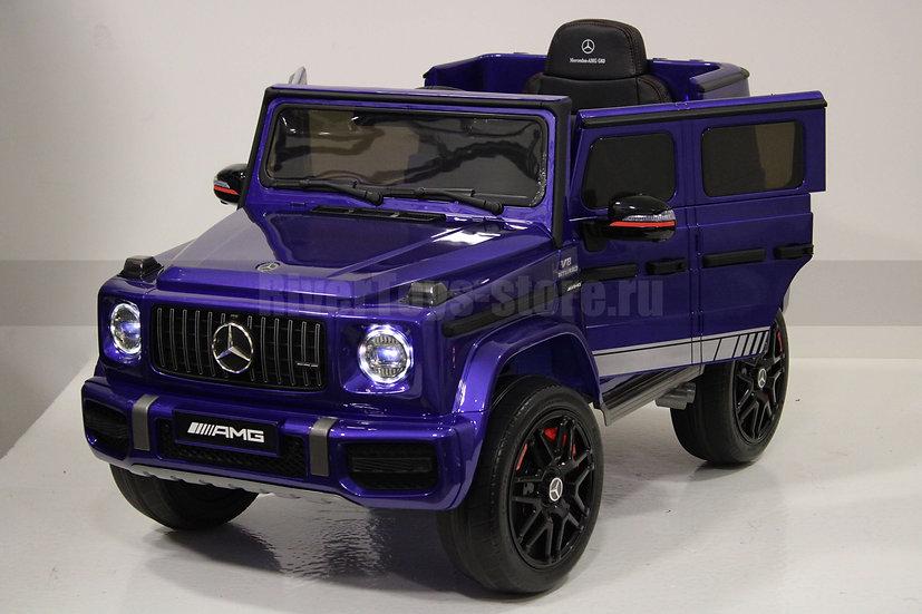 Электромобиль детский Mercedes-AMG G63 K999KK