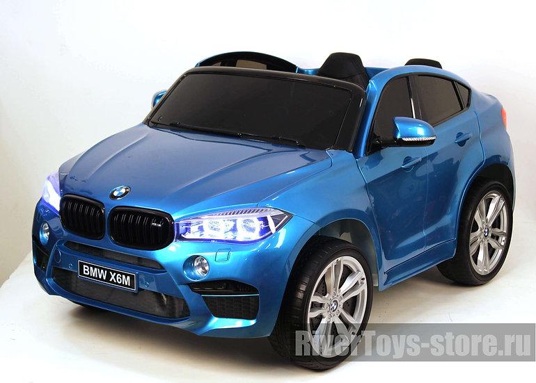 Электромобиль детский BMW X6 M