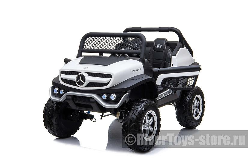 Электромобиль детский Mercedes-Benz Unimog Concept P555BP 4WD