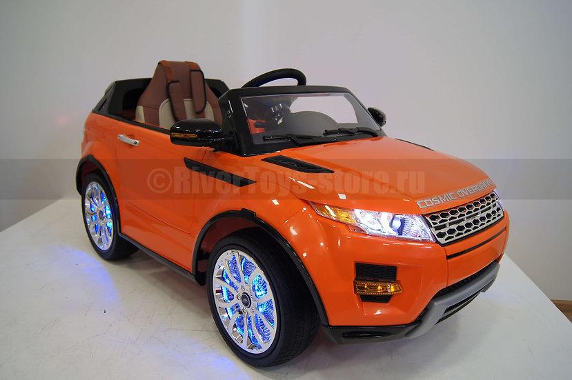Электромобиль детский Range Rover Evoque Convertible
