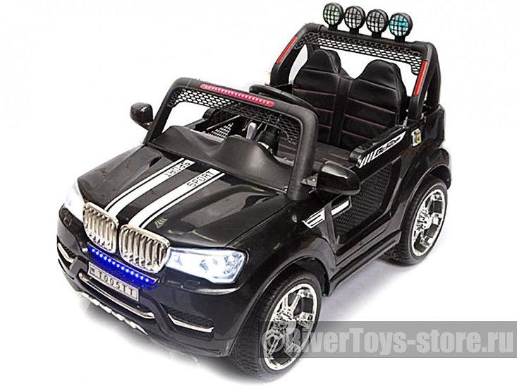 Электромобиль детский T005TT 4*4 черный