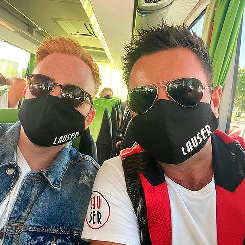 Lauser Schutzmaske