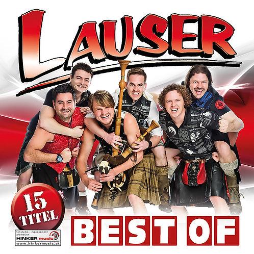 BEST OF - Die Lauser