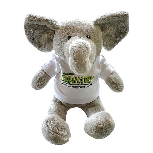 """Granaten Maskottchen """"Elefant Norbert"""""""