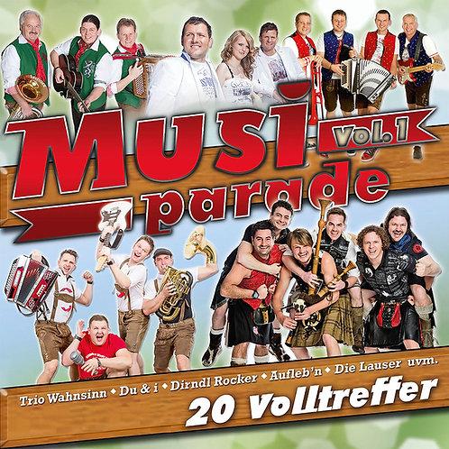 Musiparade Vol. 1