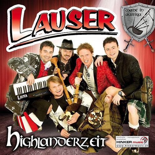 Highlanderzeit - Die Lauser