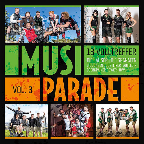 Musiparade Vol. 3