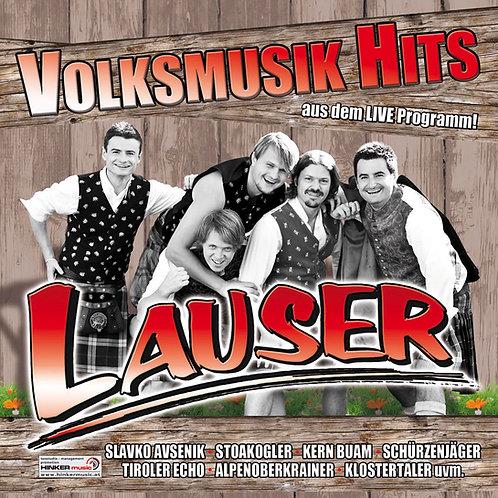 Volksmusik Hits - Die Lauser