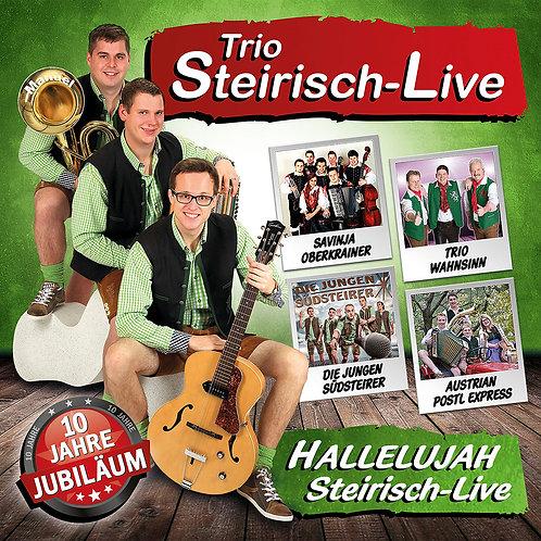 Hallelujah Steirisch-Live