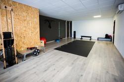 Sala de Entrenamiento Personal