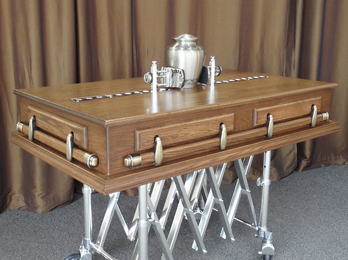 Funeral Caddy Memorial Carrier