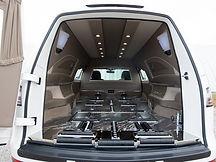 MK Lincoln Nautilus Grand Legacy Hearse