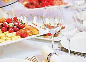Traiteur de mariage repas assis à Marseille