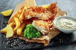 Food truck cuisine anglaise