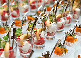 Traiteur gastronomique pour buffet à Marseille