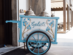 Location chariot culinaire Marseille