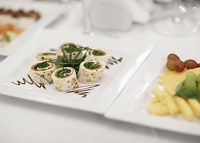 Traiteur cuisine française repas assis Marseille