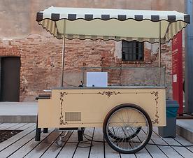 Location chariot vintage Marseille