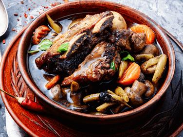 Cuisine française traditionnelle