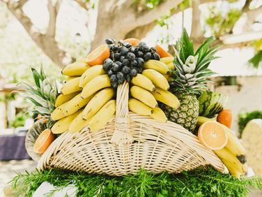 Panier de fruits & Snacking (Bureaux)