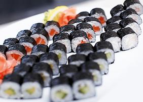Cocktail dinatoire cuisine japonaise marseille