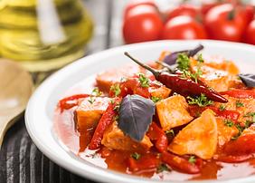Traiteur cuisine asiatique repas assis Marseille