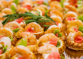 Traiteur gastronomique pour cocktail à Marseille