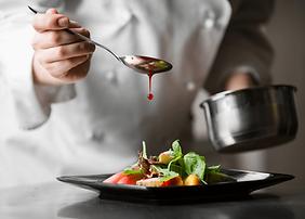 Chef à domicile repas gastronomique