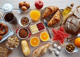 Traiteur buffet petit déjeuner Marseille