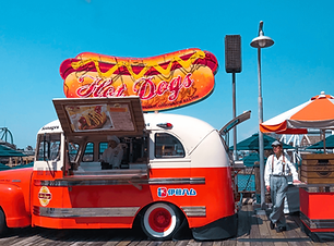 food truck hot dogs