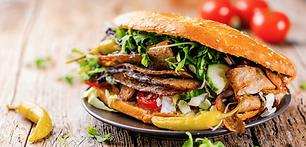 Food truck kebab