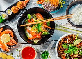 traiteur cuisine asiatique entreprise Marseille