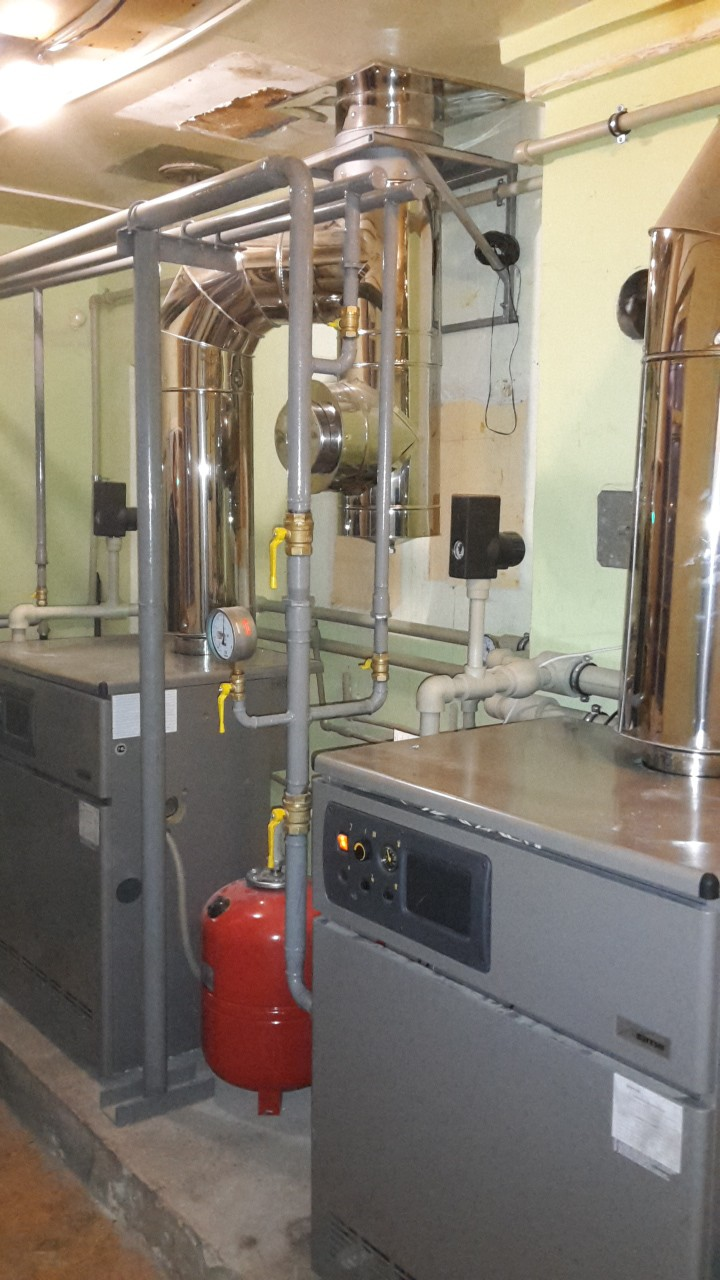 Газовая котельная 100 кВт
