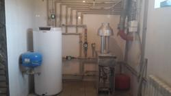 Газовая котельная 60 кВТ