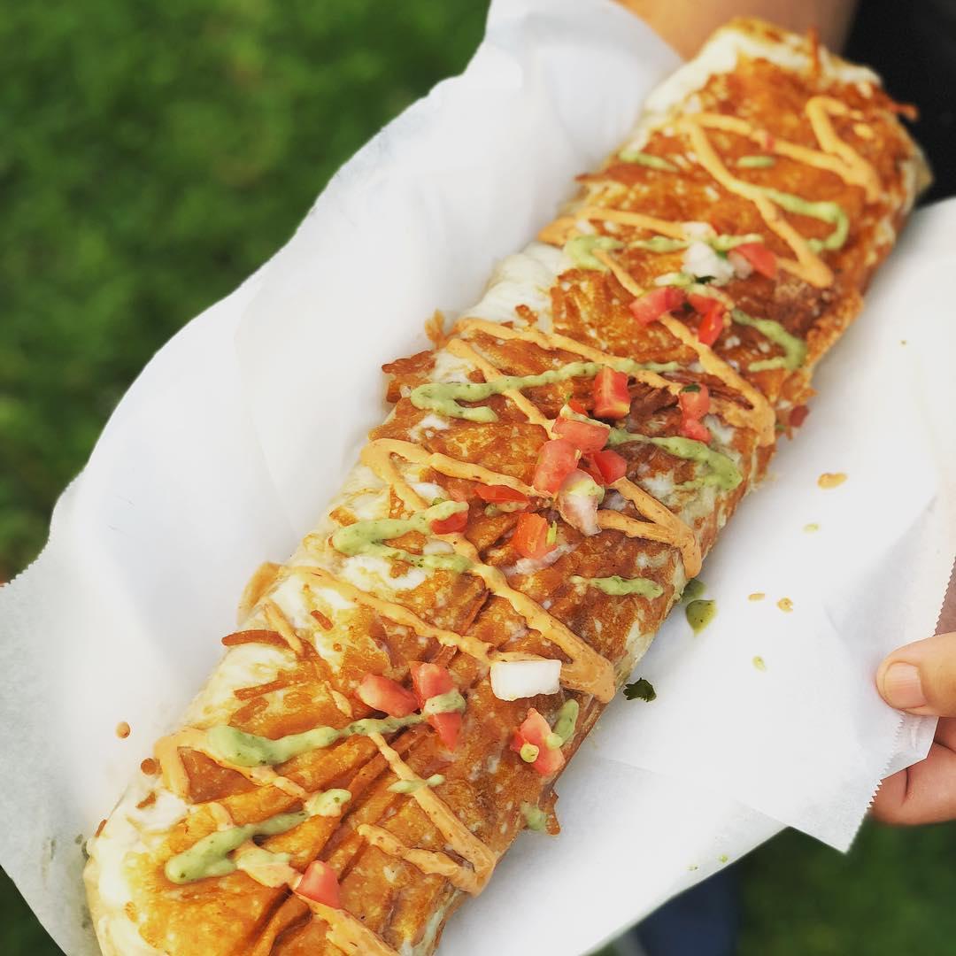 Fiest Burrito