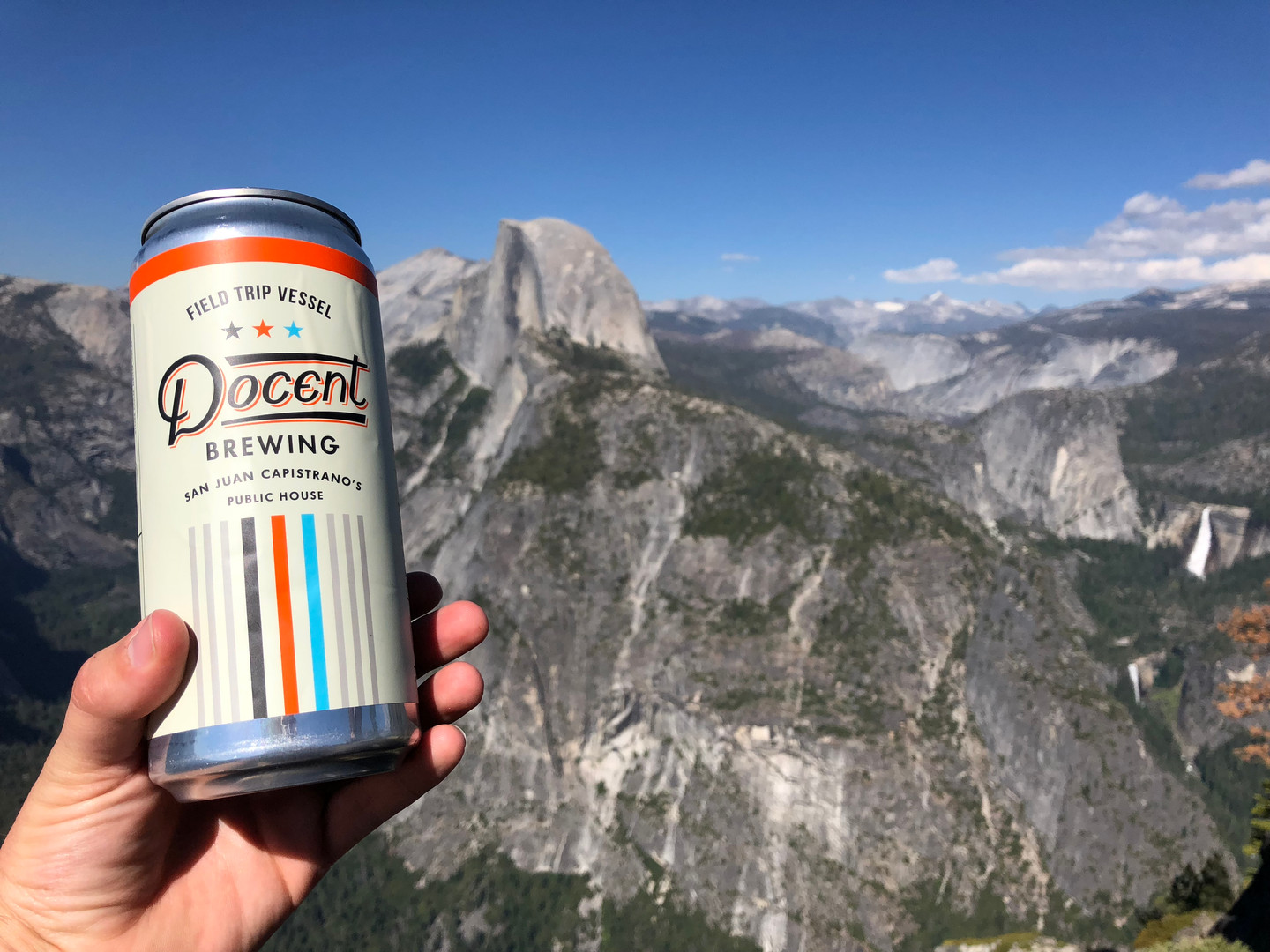 Field Trip to Yosemite