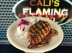 Cali Chicken and rice