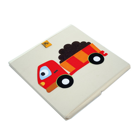 Toot Toot Truck Storage Box