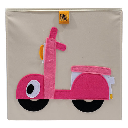 Toot Toot Storage Box - Scooter