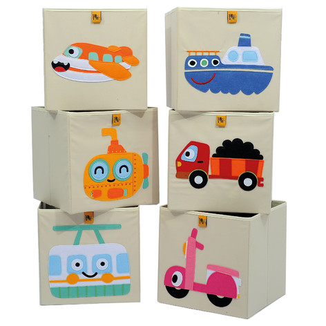 Toot Toot Storage Boxes