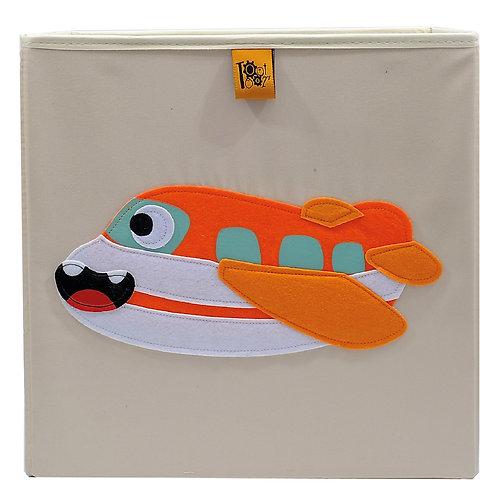 Toot Toot Storage Box - Aeroplane