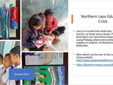 Northern Laos Education Crisis