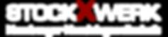 Logo von STOCKXWERK, der Hamburger Handelsgesellschaft für Restposten Stocklot Überproduktionen Leftovers