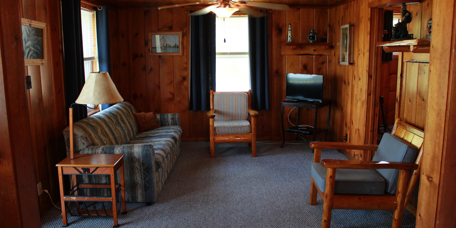 cedarville michigan cabin rental